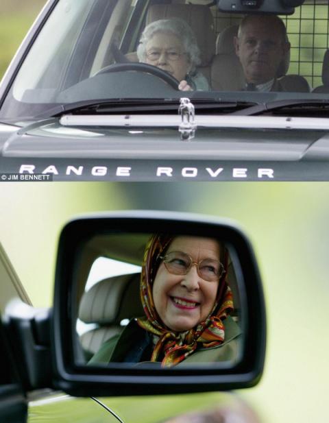 Королева Великобритании вновь удивила мир в 90 лет!