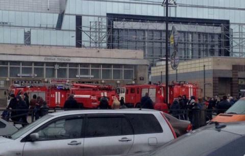 Путин обсудил взрыв в метро …