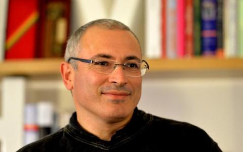 Ходорковский перехватил прот…