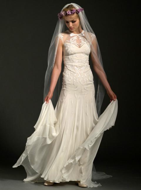 Роскошные свадебные платья T…