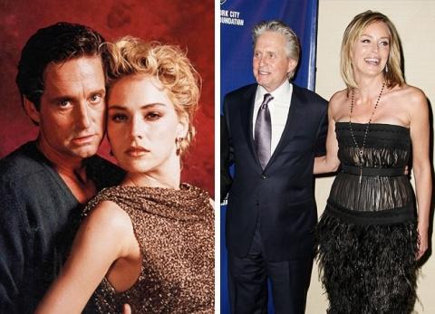 Как изменились любимые пары из культовых фильмов
