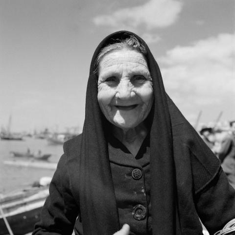Люди ушедших эпох на снимках 50-х годов