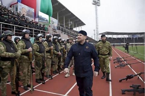 Кадыров: Украинцы еще попрос…