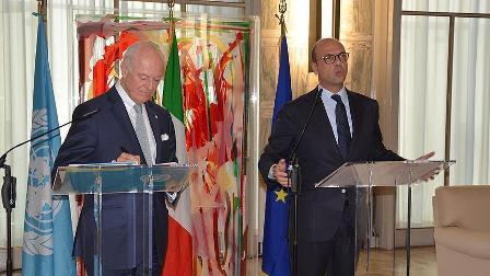 Италия поддерживает Астанинс…