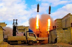 Сирийская армия оказалась на…