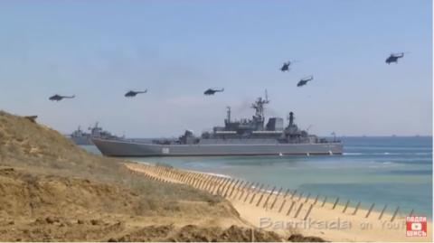 Офицеры НАТО плачут от бесси…
