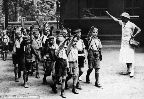 Немецкая пресса: И мальчики …