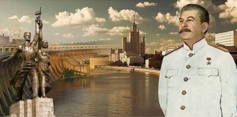 Незатейливая агитка  СССР