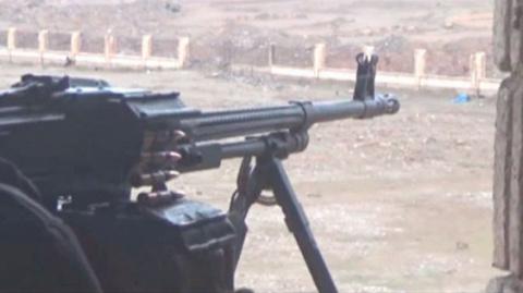 Армия Сирии вошла Дейр-эз-Зор