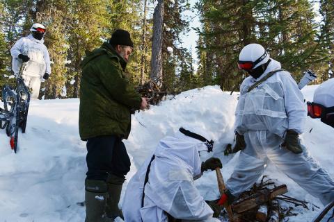 Сибирские староверы научили …