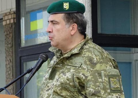 Ждали Путина, а ввел Саакашвили. Ольга Талова