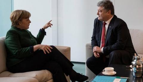 Руслан Осташко: Меркель и бу…