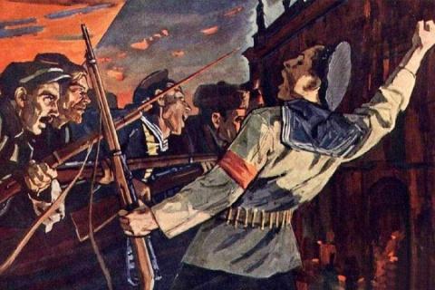 Историк Александр Колпакиди: «Любой другой вариант, кроме революции большевиков,