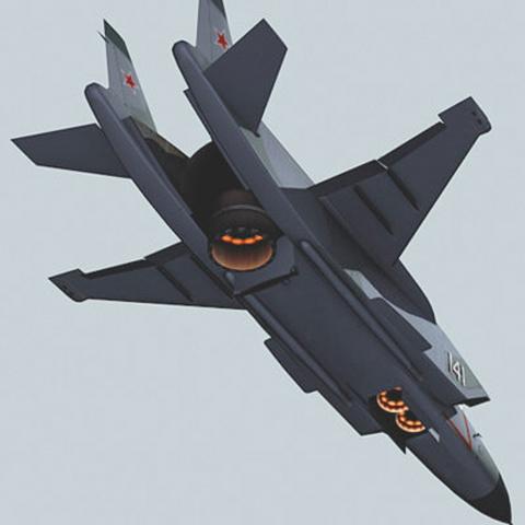 Российские авиаконструкторы …