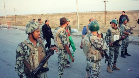 Боевики ИГ атаковали полицей…