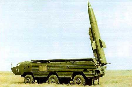 Тактический ракетный комплекс 9К79 «Точка-У»