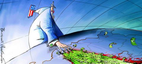 ВЕЖЛИВАЯ АНАЛИТИКА [куда Запад перебросит мировой терроризм после провала в Сирии?]