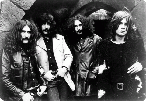 ЗАРУБЕЖКА. Группа Black Sabbath