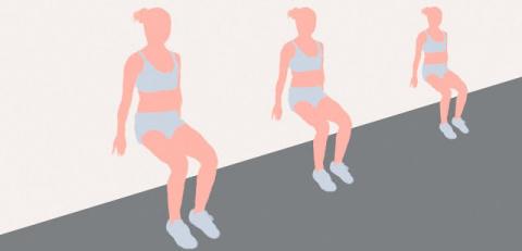 Дело в спине: 5 упражнений д…