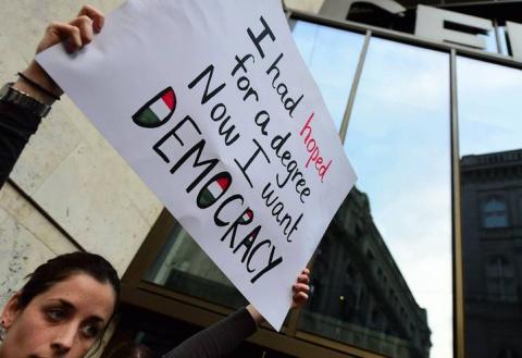 Борьба против демократии: ру…