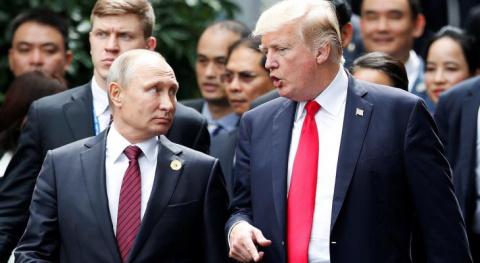 О чем договорились Путин и Т…