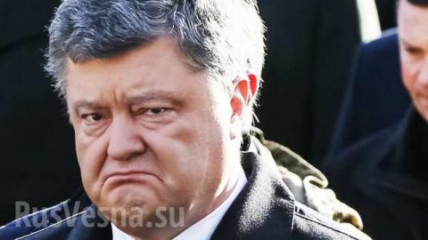 Шум и дезинформация: зачем Порошенко заговорил о «срочном прекращении огня в Донбассе»