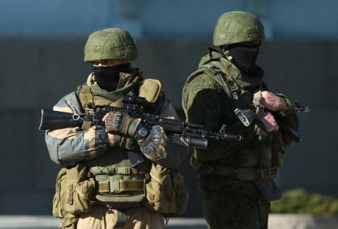 Российский спецназ шокировал США
