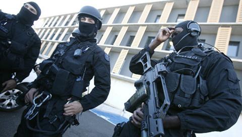 Во Франции предотвратили нападение на Макрона