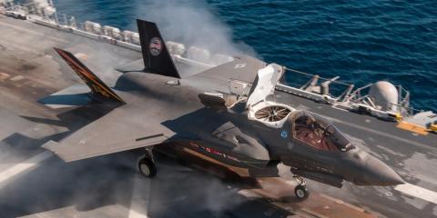 "Американский летчик: ""F-35 н…"
