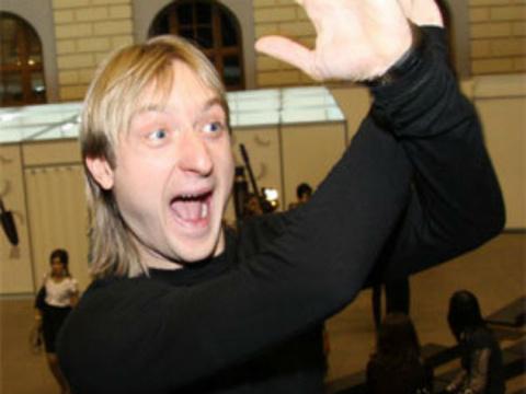 Евгений Плющенко поразил пок…