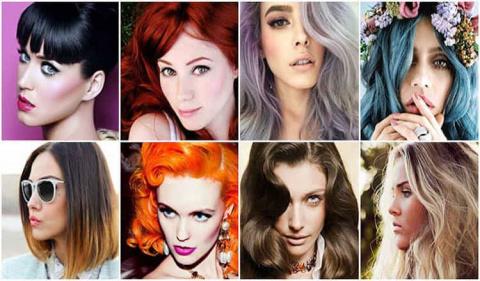 Что ваш цвет волос может о в…