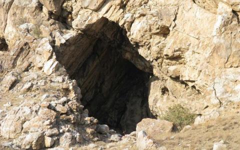 Тайны древнего рудника Кан-и-Гут