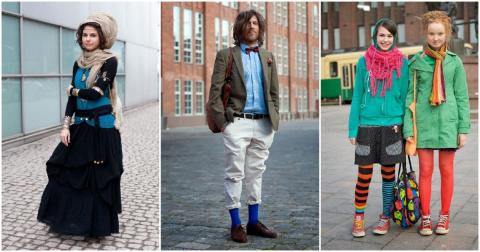 Мода по-фински, или Этот ска…