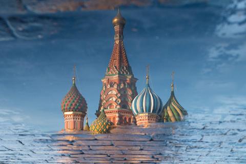 Спокойный город: Москва глаз…
