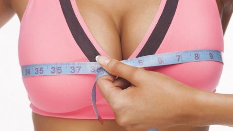 Большой размер груди - «Все …