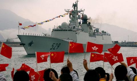 Джибути, или Один к восьмистам. Первая военно-морская база Китая за рубежом