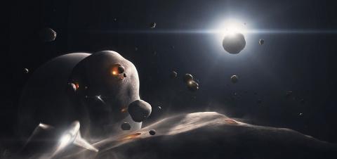 Ученые разгадали тайну загадочной девятой планеты