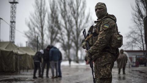 Украинский офицер открыл ого…