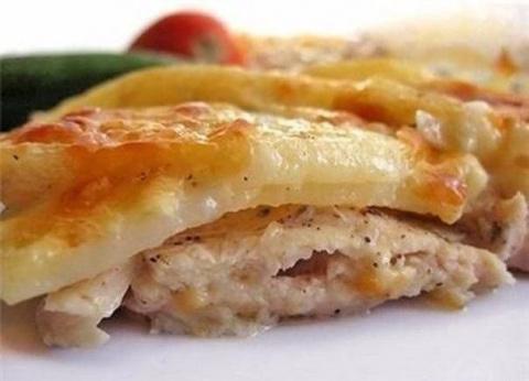 Картошка «По-царски»