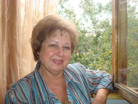 Алевтина Шиловская
