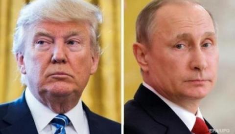 Политолог: «Большая сделка» Трампа и Путина набрала обороты