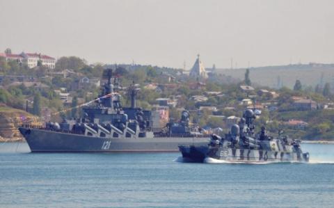 В Крыму Черноморский флот по…