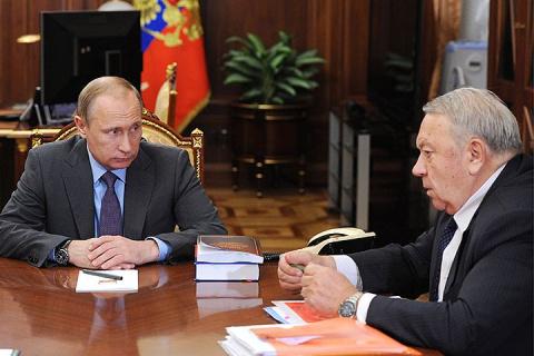 Экс-президент РАН поддержал Сергеева на выборах нового главы Академии