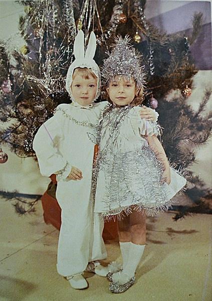 Кем мы были в Новый год. Утренники в СССР