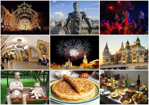 Что посмотреть и попробовать в Москве: взгляд иностранца