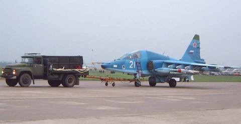 Труженику войны – Су-25 «Гра…