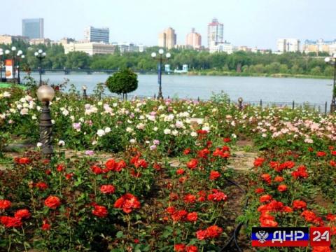 Донецк стал городом двух мил…