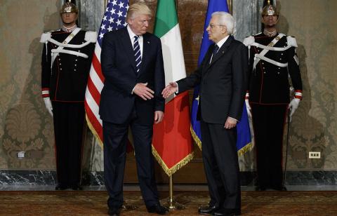 Трамп подтвердил «трансатлантическое единство» по вопросу санкций в отношении России