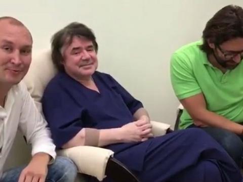 Евгений Осин обратился к поклонникам и Дане Борисовой