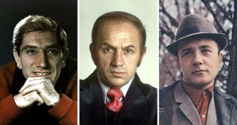 44 советских актера, которых…